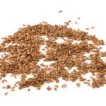 Siemię lniane superfood składnik mieszanek dla ptaków Semini