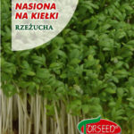 Rzeżucha nasiona na kiełki Torseed 30g