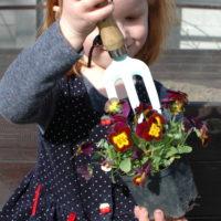 Dla dzieci w ogrodzie