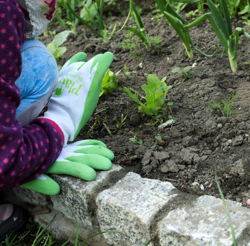Rękawice robicze dla dzieci
