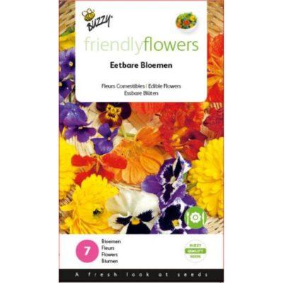 Nasiona kwiatów jadalnych mieszanka