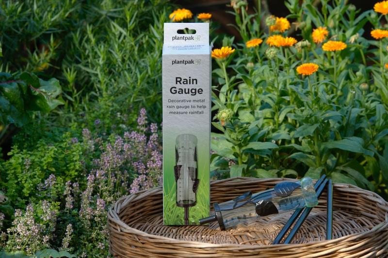 deszczomierz do ogrodu