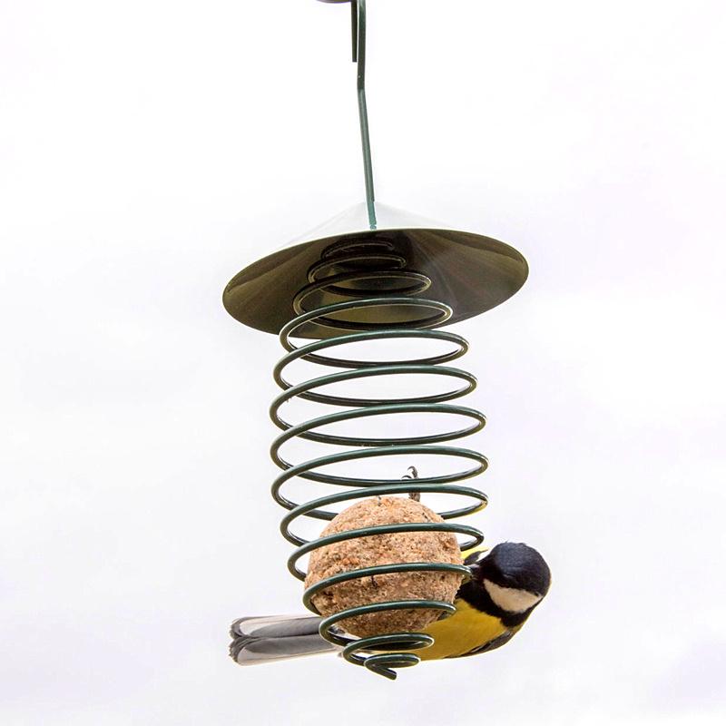 Spiralny karmnik na kule tłuszczowe 3