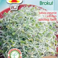 Brokuł nasiona na kiełki Toraf