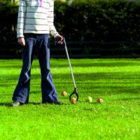 Ochrona kręgosłupa i skóry w ogrodzie