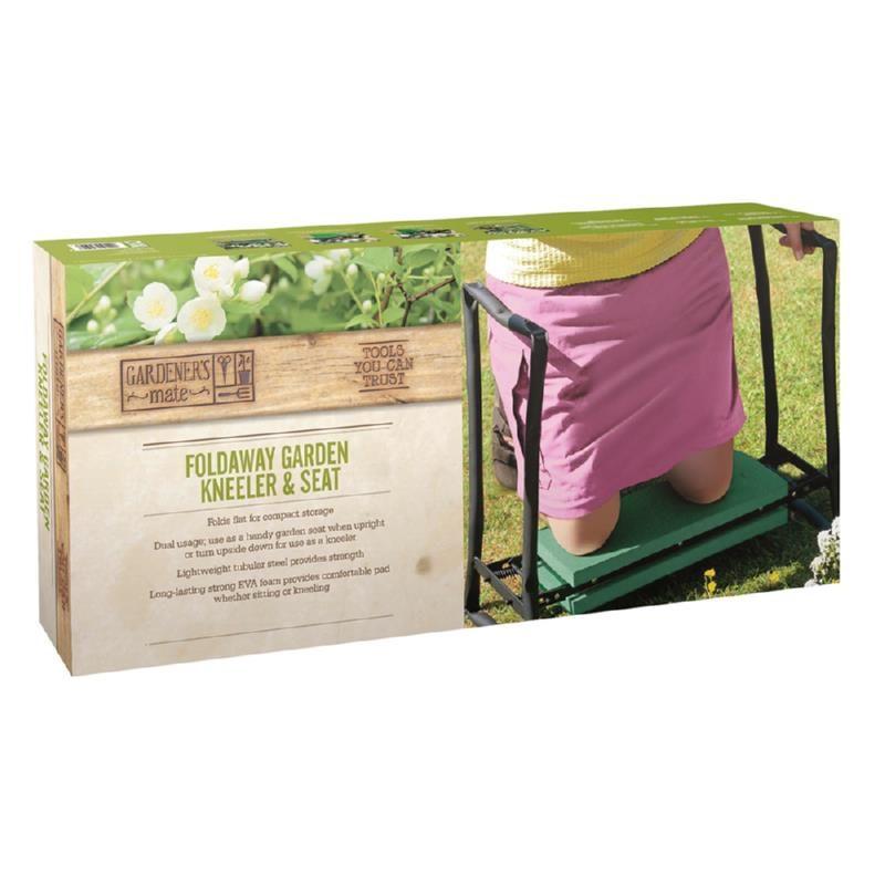 krzesło ogrodowe klęcznik ogrodowy