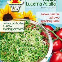 Lucerna nasiona na kiełki Toraf