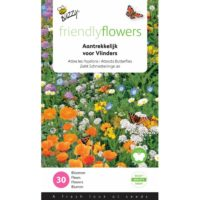 Nasiona kwiatów dla motyli mieszanka 30 gatunków