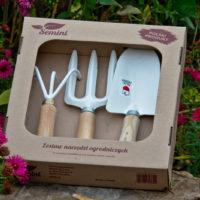 narzędzia ogrodnicze na prezent