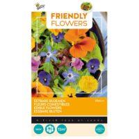 nasiona kwiatów jadalnych