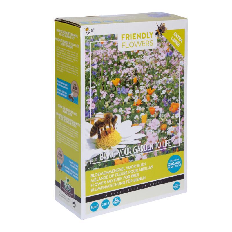 nasiona kwiatów dla pszczół 80g