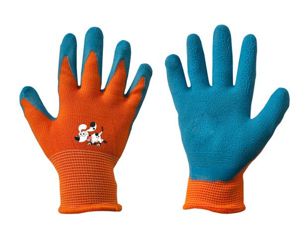 rękawice ogrodnicze dla dzieci przedszkolnych