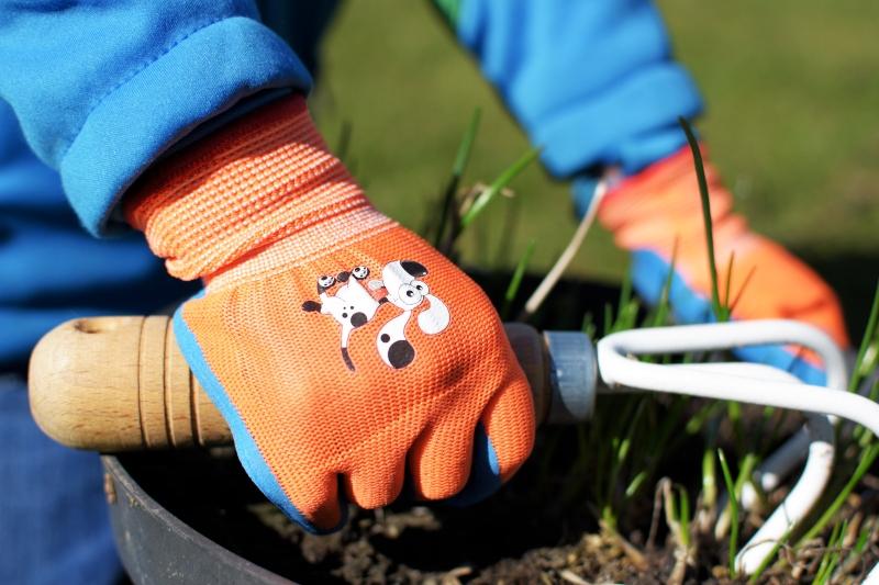 Rękawice dla szkolnych dzieci