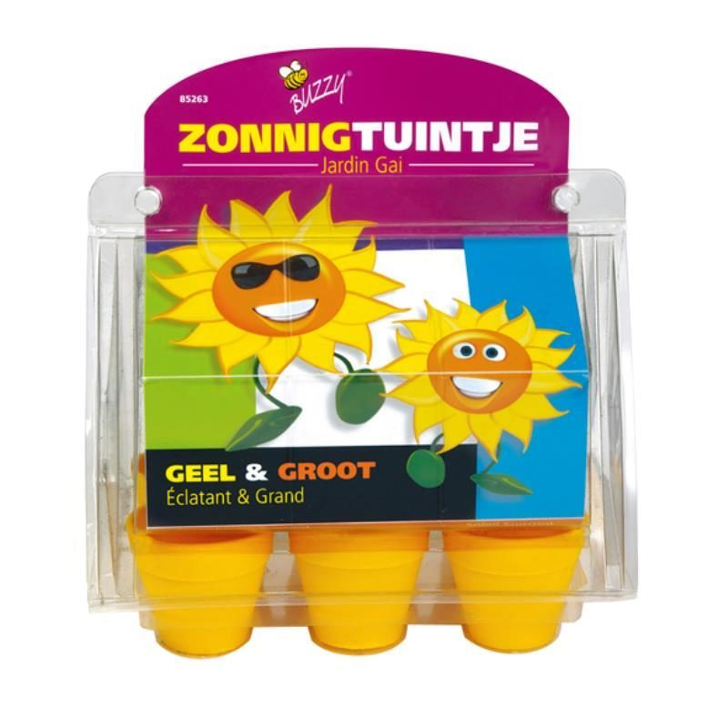 wyścigi słoneczników to zestaw do uprawy słoneczników dla dzieci i dorosłych miniszklarenka, doniczki, sprasowane podłoże, nasiona