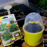 Zestawy do uprawy roślin