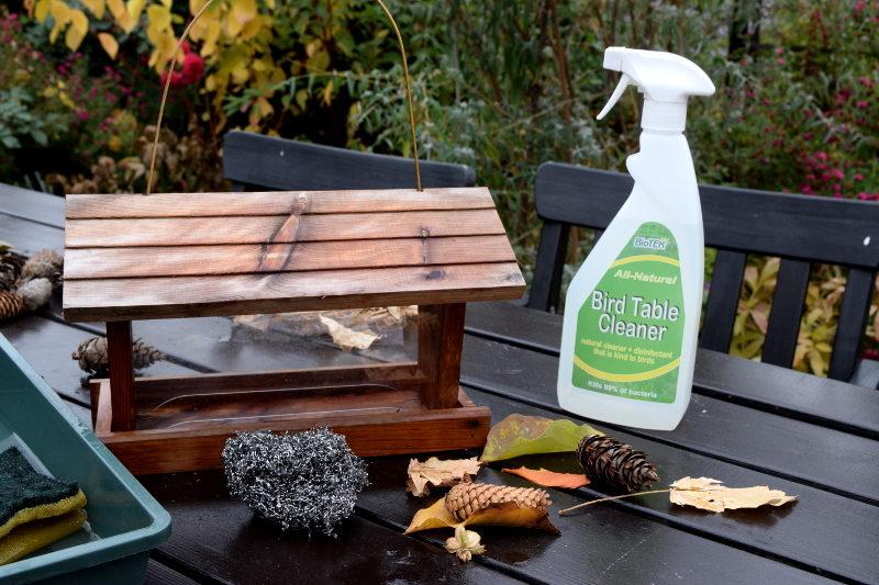 jak czyścić karmnik skuteczny cleaner