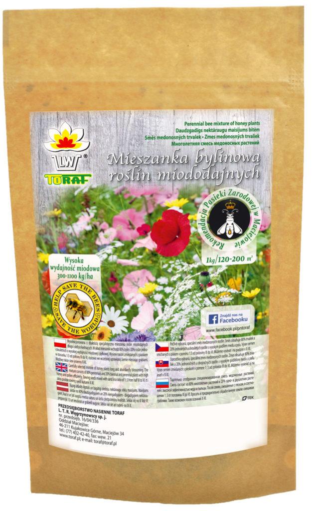 Nasiona bylin na gleby wilgotne 100g