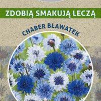 chaber bławatek nasiona niebieski błękitny