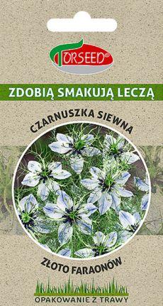 czarnuszka siewna nasiona organic