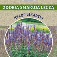 hyzop nasiona opakowanie ekologiczne