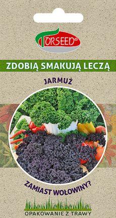 jarmuż nasiona organiczny