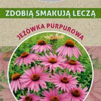 jeżówka purpurowa nasiona biodegradowalne