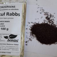 Brokuł na mikroliście nasiona 100g