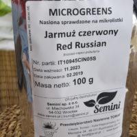 jarmuż na mikroliście