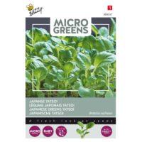 nasiona kapusty na mikroliście
