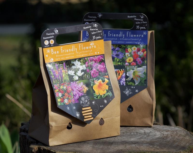 Cebule kwiatów dla owadów