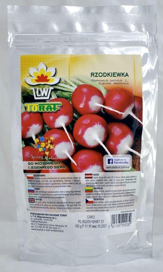 Rzodkiewka Cherry Belle 100g