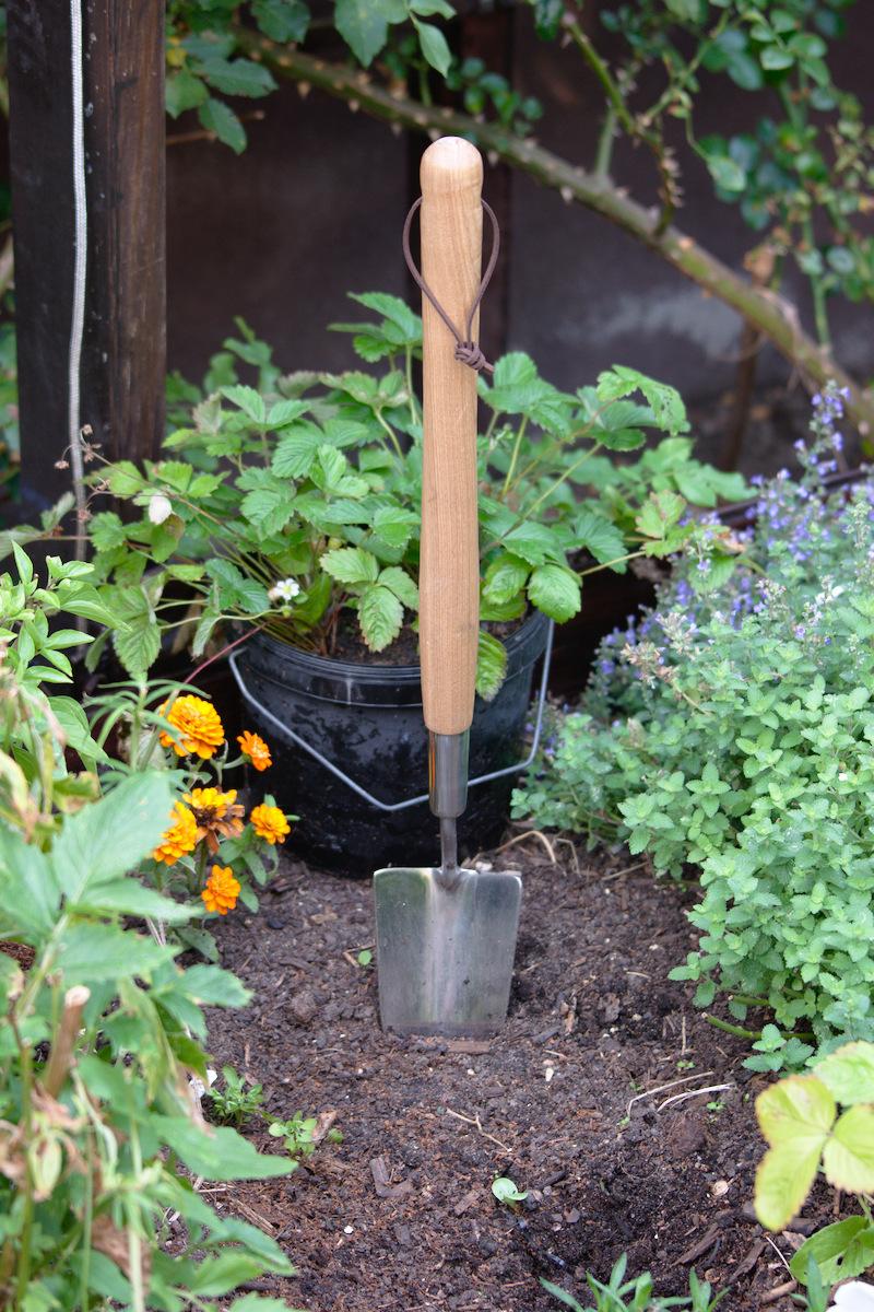 Łopatka ogrodnicza 60cm