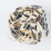 Krążek tłuszcvzowy ze słonecznikiem