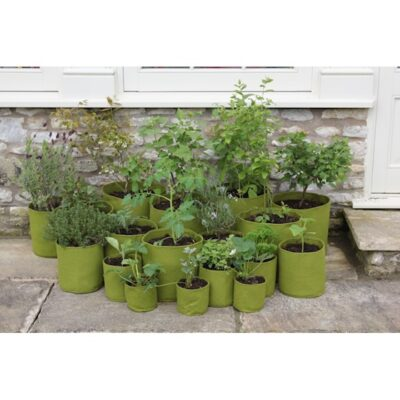 Worki do sadzenia zamiast doniczek
