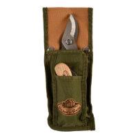 Sekator i nóż w kaburze na pasek żeby był zawsze pod ręką!
